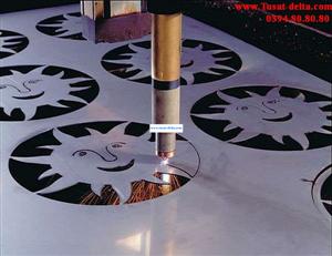Gia công cắt laser trên kim loại tại Hà Nội ở đâu tốt?