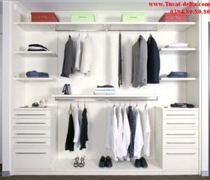 Tủ sắt đựng quần áo cao 1m2 là sự lựa chọn tối ưu cho mọi gia đình