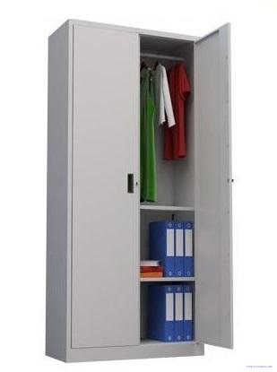 tủ sắt đựng quần áo giá rẻ được sử dụng phổ biến