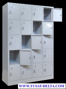 Tủ sắt locker 20 ngăn