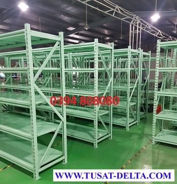 Giá trung tải 300 kg 5 tầng Beam