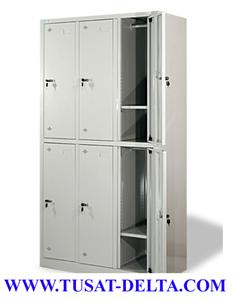 Tủ sắt locker cho công nhân