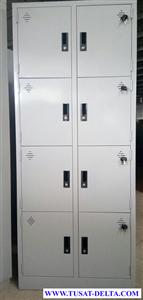 Tủ Locker 8 ngăn giá rẻ