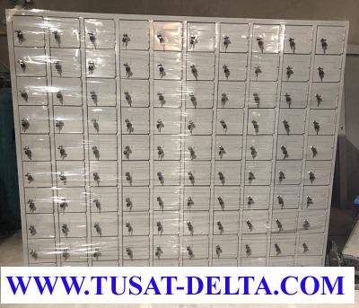 Tủ Locker 100 ngăn Đựng Điện Thoại