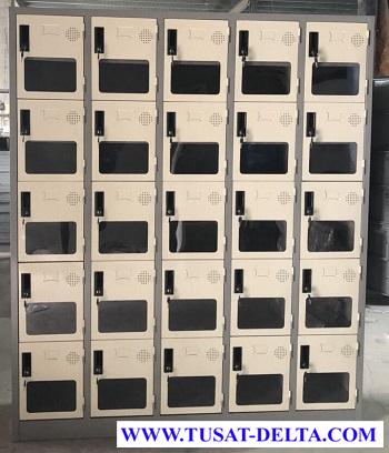 Tủ Locker 25 Ngăn Mica giá rẻ