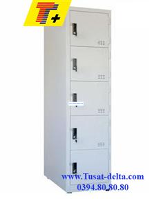 Tủ sắt locker 5 ngăn