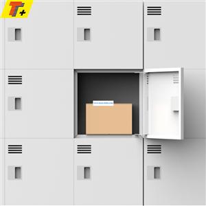 Tủ sắt locker 18 ngăn giá rẻ giải pháp tối ưu cho siêu thị